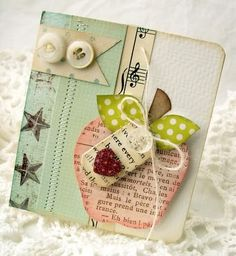 Back to School CARDS Challenge Gallery