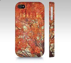 Imagine  iPhone iPod 4th Gen Samsung Galaxy S3 by RDelean on Etsy, $35.00