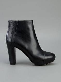 ROBERTO DEL CARLO - Paneled Ankle Boot