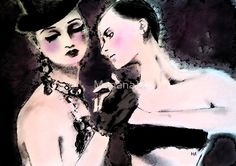 """""""Tango/mix"""" by Manana11 for SALE Prints, Cards, Apparel, Clothing and more.."""