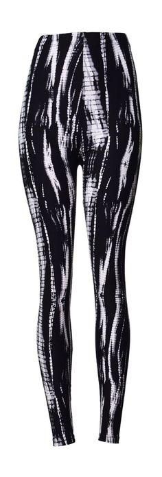 c638f076f71811 BUTTERY SOFT FABRIC - ViV Collection printed brushed women's leggings come  with two compositions of