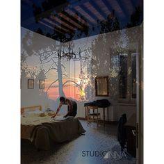 StudioAnna  -  Arnaud Sienna #portrait #Nikon #d810 #sienna #italy #art #retouche #photoshop #man #studioanna_paris #summer #sunset