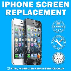 Accidents happen. Sometimes an iPhone screen can get cracked or shattered. We're here to help. At Computer repair Services offers Original iPhone screen replacements at affordable prices. http://www.computer-repair-service.co.uk/services/mobile-phones-repair/ #iPhone #Screen #iPhonescreen #computerrepairservice
