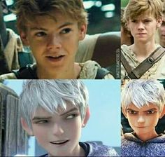 I don't ship Dylan and TBS... But I ship Newt and Jack Frost