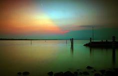 Lake Garda Sunset by Robert Little on 500px