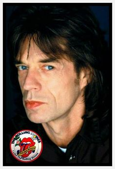 Mick Jagger, The Rolling Stones.  He looks so gorgeous in this pic!!!