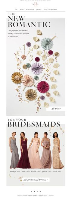 #newsletter BHLDN 07.2015 Set the mood with this décor.