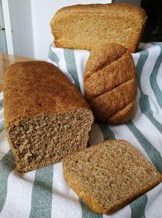 Fabulosa y tierna receta de pan integral de espelta con Thermomix en Las Recetas de Angy