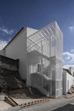 Museo de Tapicería / CVDB arquitectos Tapestry Museum / CVDB arquitectos – Plataforma Arquitectura
