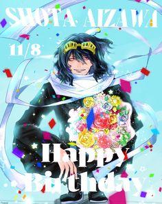 Aizawa Shota's Birthday [11.08]