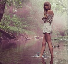 The mystical, magical, whimsical side of Taylor Swift