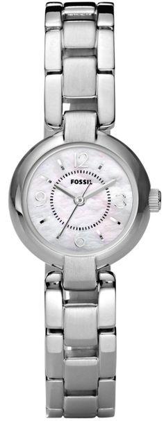 #Fossil #Watch , ES2850 Black Ceramic Band Men's & Women's Watch