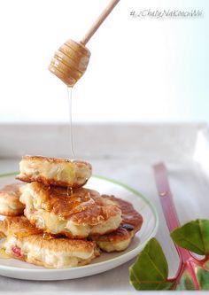 Polish Recipes, Polish Food, Food Photo, Pancakes, French Toast, Food And Drink, Pierogi, Breakfast, Food Ideas