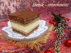 Sernik - orzechowiec