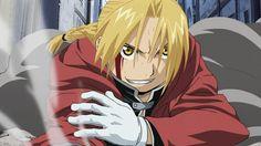 Edward Elric Fullmetal Alchemist Los 10 personajes masculinos ....
