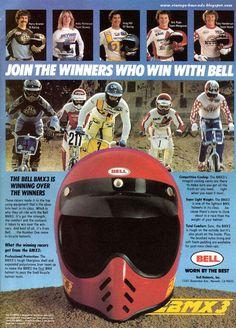 Bell BMX3