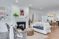 The Coastal Bungalow in Season Episode 3 of on Fox features Rustic Legacy Laminate Flooring with finish in Cedar Chestnut. Mike Holmes, Fox Home, Mohawk Flooring, Episode 3, Home Free, Laminate Flooring, Creative Home, Season 2, Bungalow