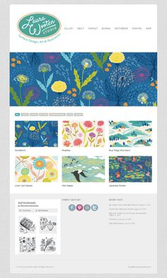 surface pattern design and licensing
