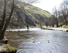 Dovedale is one of the most stunning corners of the Peak District National Park; lush green hills that fold into one another, with the sleepy village of Ilam in-between. This 2.5 mile circular walk begins at the National Trust-owned Ilam Park, heading through the beautiful rolling grounds and down to the spectacular gorge carved by the River Dove.  Look out for Thorpe Cloud, a distinctive, conical hill and cross the stepping stones, which were originally laid down for Victorian tourists.