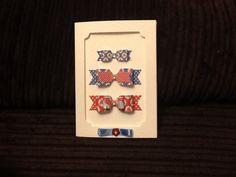 Craftwork cards kitsch bows