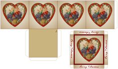 C.San Valentin - catin18 - Picasa Web Albums..Lots of Valentine box templates to download!!