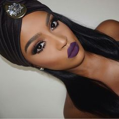 """@colouredraine's photo: """"Oh yes....feeling every bit of this look by @makeupshayla wearing Raine Fever Matte #liquidlipstick by #ColouredRaine  _________  Available 4/29: Raine Fever, Mars, Berri Raine, Soul, Sugar, Marshmallow,  Available 5/8: Suede, 2AM and Truffle Raine"""""""