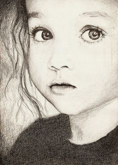Dear reader,  I will draw a unique portrait for You! drawing should never act like a photo catching and showing sensitive face showing the soul in the eyes