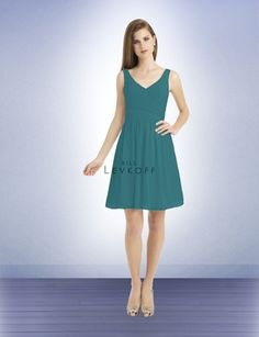 Bridesmaid Dress Style 725 - Bridesmaid Dresses by Bill Levkoff