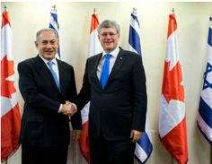 CANADIAN PRIME MINISTER CONDEMNS OBAMA, WEST FOR NOT SUPPORTING ISRAEL  Posted on 7/17/2014 by Eliyokim Cohen