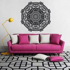 Vinilo Decorativo Mandala  #decoracion #decoración #vinilosdecorativos #decoraciondelhogar #pegatinas #adhesivos #decoracionhogar #decoracióndelhogar #decoraciónhogar