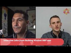 Interview with John Sonmez from Bulldog Mindset Ben's Business Podcast Interview, Mindset, Business, Music, Youtube, Musica, Attitude, Musik, Store
