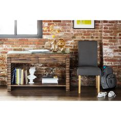 Accent And Occasional Furniture   Braxton Sofa Table