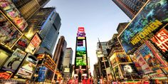 Beyond the Neon Lights: NYC's Times Square #travel #roadtrips #roadtrippers