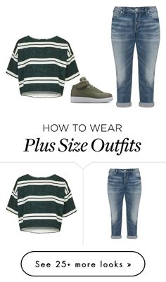 """Untitled #1282"" by sammy-92 on Polyvore featuring Topshop, Silver Jeans Co. and Haze"