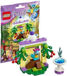 41044 LEGO Friends Animals Series 5 - Macaw's Fountain