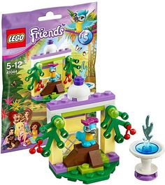 41044 LEGO Friends Animals Series 5 - Macaw's Fountain