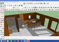 I'm working on an energy efficient small home design. 575 sq. foot and lofted with plans for passive solar collection photovoltaic panels solar water heater SIPs heat recovery system aererated shower heads foot pedal sinks greywater systems low flow toilet water catchment and more. With a well thought out design and energy efficient features I'm hoping to build an affordable and modular home with a low or no utility cost per month. I'm still working out bugs but I'm making progress in the…