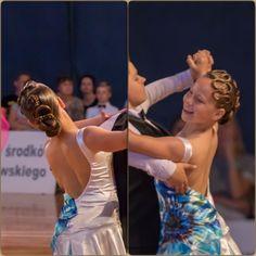 Ballroom Dance Look, Dance style, dance hair, low bun #dance #hair #ballroom #dance #bun