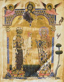 "Keran (d. 28 July 1285) was the wife of Leo II of Armenia. She was the daughter of Prince Hethum of Lampron. Born Anna, she was called Kir Anna (Lady Anna) beginning in 1270. This name was later shortened to Keran or Guerane. Her son Hethum claimed that ""she had a wonderful soul and a beautiful body."" The chronicler Avetis, described her as ""a good friend to her husband in trouble and joy."" She had 16 children. After the birth of her last son, Keran became a nun at the Monastery of Trazarg."