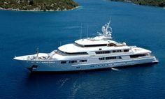 Luxury Yacht Ixtapa Mexico