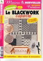 Gallery.ru / Фото #1 - B.1._Le Blackwork no.1 - Nice-Nata-san