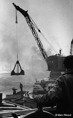 Marc Riboud  //  Leeds, 1954