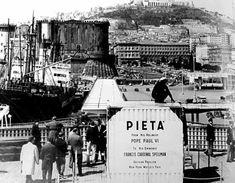 Quella volta (L'unica) che la Pietà di Michelangelo lasciò Roma e il Vaticano e attraversò l'Oceano. 1964.  Il Blog di Fabrizio Falconi: Quella volta (L'unica) che la Pietà di Michelangel... La Pieta, Kandinsky, Michelangelo, Times Square, New York, Travel, Image, Blog, Vatican
