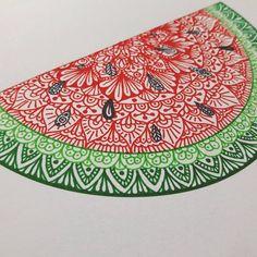 Easy Mandala Drawing, Mandala Art Lesson, Doodle Art Drawing, Mandala Artwork, Doodle Art Designs, Mandala Art Designs, Dibujos Zentangle Art, Zentangles, Sharpie Art