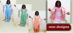 """Our """"Pastels of Praise"""" line of Liturgical Praise Dancewear, features our Angelic and Satin Fabrics in beautiful shades of pastel blue, peach & green . Created in whimsical and comfortable designs that allow you to praise dance and minister freely. These garments are also perfect for any special occasion."""