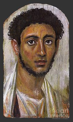 fayum portrait rome