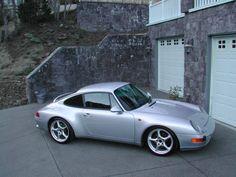Polar silver w/ aftermarket wheels - Page 2 - Rennlist - Porsche Discussion Forums Aftermarket Wheels, Porsche 993, Vintage Porsche, Ocean City, Convertible, German, Cars, Silver, Beauty