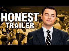 Honest Trailer Of The Wolf Of Wall Street Movie - #funny #movie #trailer