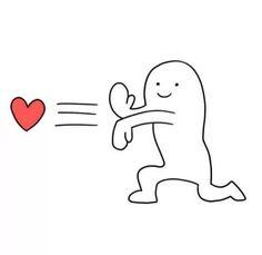 #wattpad #fanfic «Tinder es una app ideal para ponerte en contacto con personas que se encuentran cerca de ti, mostrándote su perfil y permitiéndote juzgar si son o no atractivos, de esta forma se inicia el coqueteo entre dos desconocidos que pueden llegar a formar, quien sabe, una pareja en el futuro. Sin pensa... Cute Cartoon Images, Cute Cartoon Wallpapers, Cute Little Drawings, Easy Drawings, Cartoon Memes, Funny Memes, Chat Messenger, Emoji, Memes Lindos