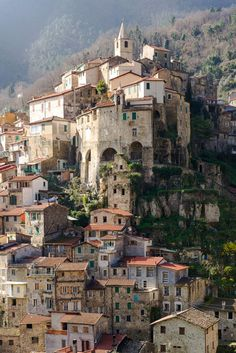 italian architecture art 12 out-of-this-world Italian villages that look like a presepe The Places Youll Go, Places To Visit, Italian Village, Visit Italy, Northern Italy, Travel Aesthetic, Adventure Is Out There, Travel Around The World, Italy Travel